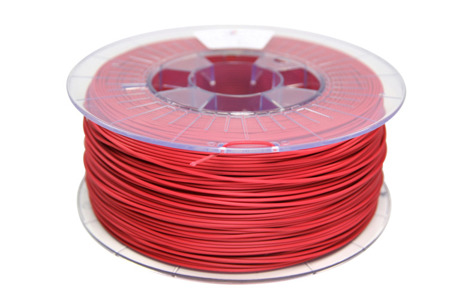 Filament ABS 1.75mm DRAGON RED 1kg