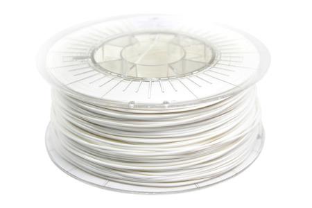 Filament PETG 1.75mm POLAR WHITE 1kg