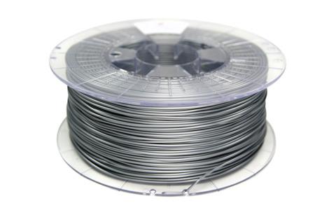 Filament PETG 1.75mm SILVER STAR 1kg