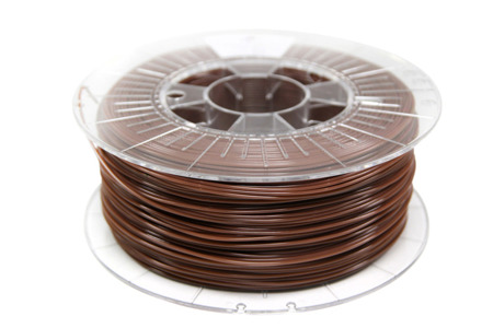 Filament PLA 1.75mm CHOCOLATE BROWN 1kg