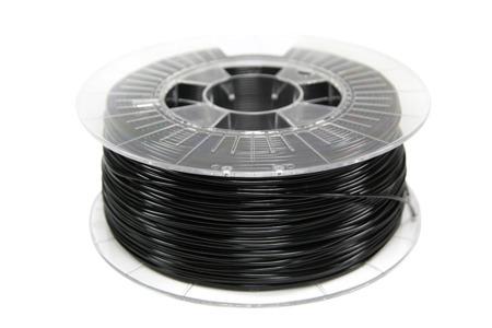 Filament PLA 1.75mm DEEP BLACK 1kg