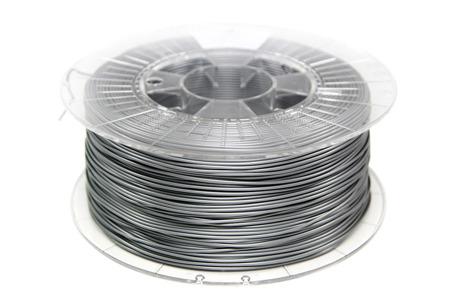 Filament PLA 1.75mm SILVER STAR 1kg