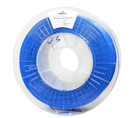 Filament PLA 1.75mm SMURF BLUE 1kg