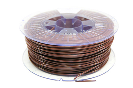 Filament PLA 2.85mm CHOCOLATE BROWN 1kg